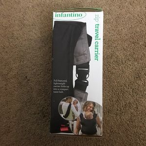 b25b4871aa5 infantino Accessories - Infantino baby travel carrier 12-40 pounds